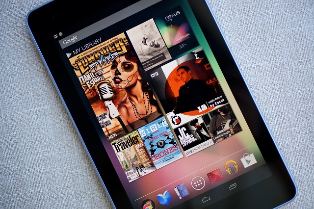 Hardware Review: Asus Google Nexus 7 Android Tablet