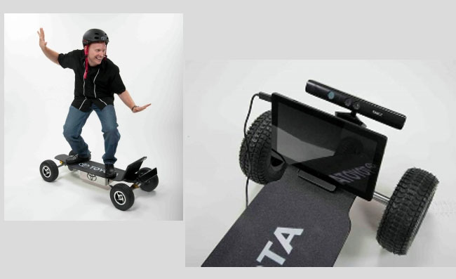 kinect-toyota-skateboard