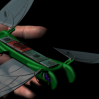 dragonfly-microuav-9-99x99 Dragonfly Robotic Insect UAV is Freaking Cool