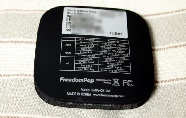 Freedompop Photon User Manual
