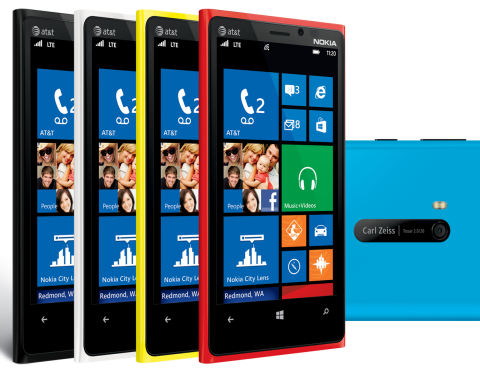 For Sale: Nokia LUMIA 920 Good as BNEW