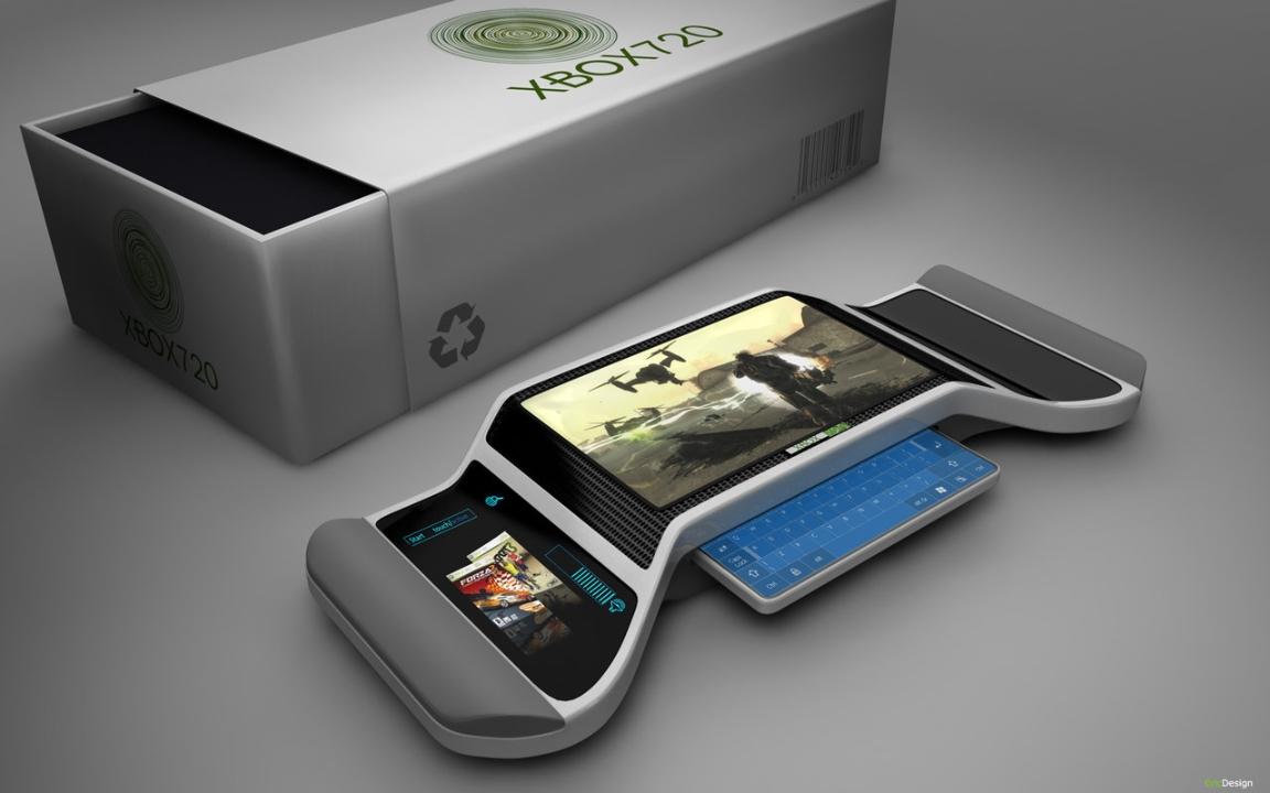 Nintendo Xbox 720 Control Coming to Xbox 720