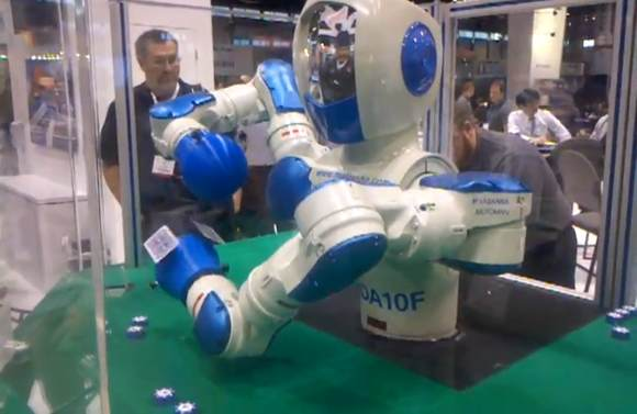 Japan's Blackjack Dealing Robot Shows Off the Future Of Gambling