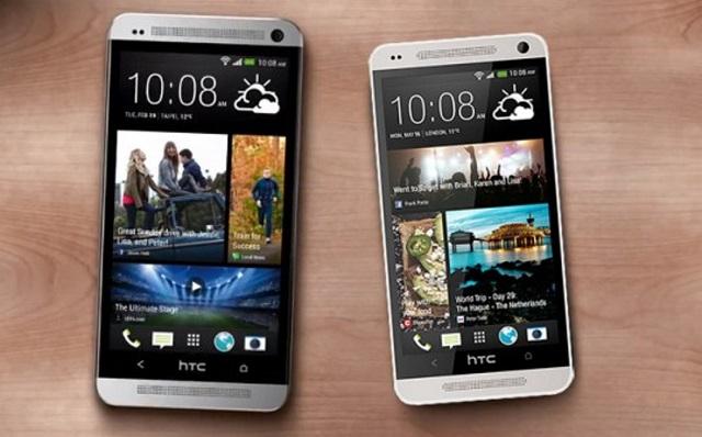 HTC One Max đọ cấu hình cùng loạt smartphone cao cấp