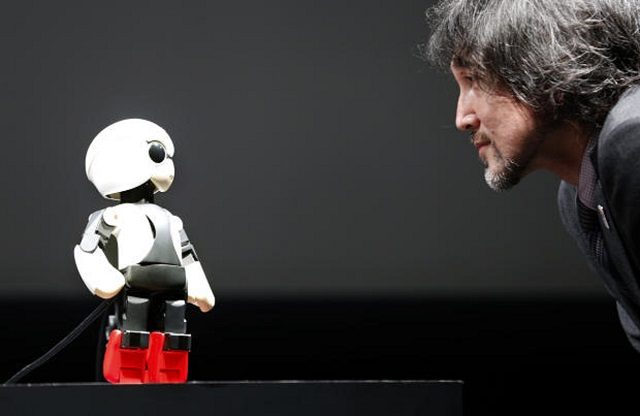 kirobo-talking-robot