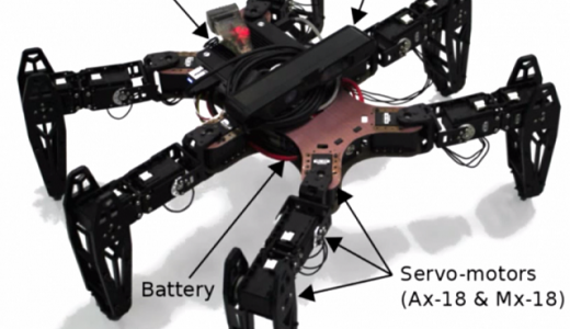 clever-hexapod