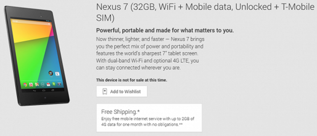 google-nexus-7-page