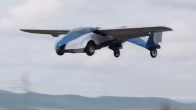 Video Aeromobil Version 2 5 Flying Car Brings Us Closer