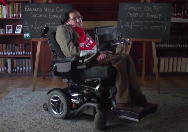 stephen-hawking-england-world-cup Videos