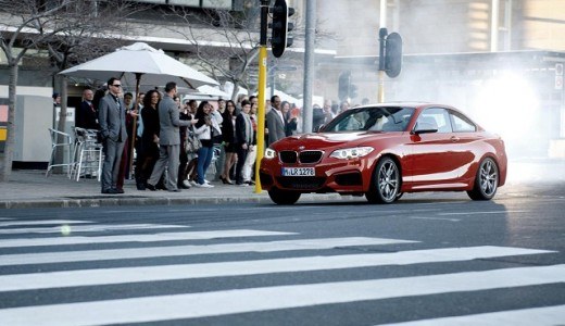 BMW-M235i-Coupe-Drifting-Cape-Town