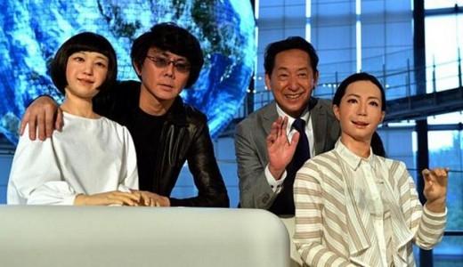 Otonaroid-Kodomoroid-Hiroshi Ishiguro