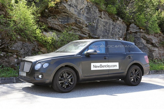 bentley-crossover-falcon-fastest-suv Mobile Magazine
