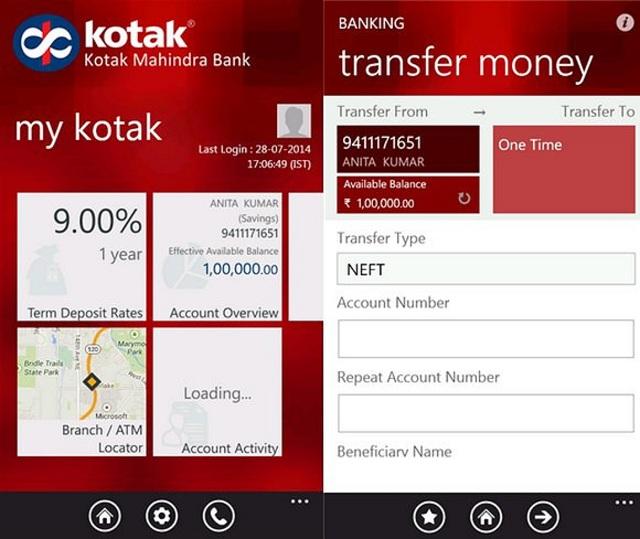 Kotak-Mahindra-Bank-Windows-Phone