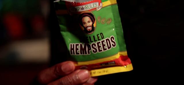marijuana-mixed-greens-salad-hemp-seeds